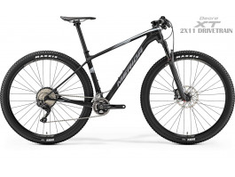 Velosipēds Merida BIG.NINE XT 2019 matt black