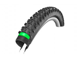 "Riepa 29"" Schwalbe Smart Sam Plus HS 367, Perf Wired 54-622 Black"