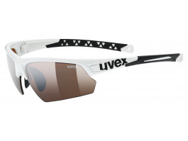 Brilles Uvex Sportstyle 224 colorvision outdoor white