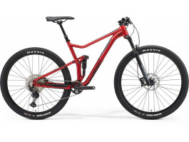 Velosipēds Merida ONE-TWENTY RC XT-edition 2021 glossy red