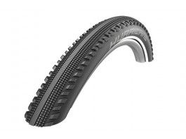 "Riepa 27.5"" Schwalbe Hurricane HS 352, Perf Wired 62-584 Addix Reflex"