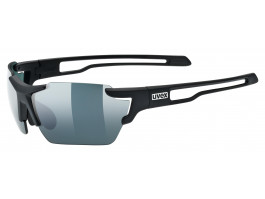 Brilles Uvex Sportstyle 803 small colorvision urban black mat
