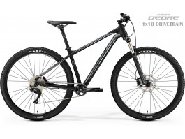 Velosipēds Merida BIG.NINE 400 2019 matt black