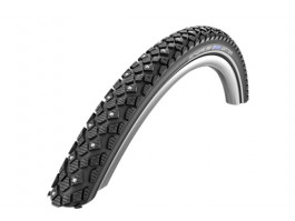 "Riepa 28"" Schwalbe Winter HS 396, Active Wired 35-622 Black-Reflex"