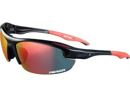 Brilles Merida Sport black/red