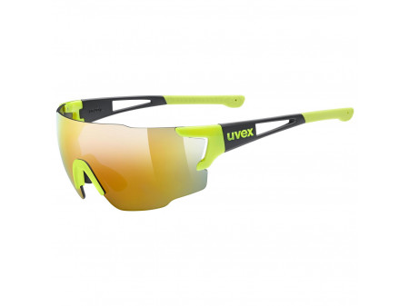 Brilles Uvex Sportstyle 804 yellow black / mirror yellow
