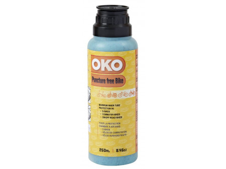 Kameru šķidrums OKO Puncture Free Bike 250ml