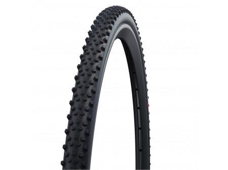 "Riepa 28"" Schwalbe X-One Bite HS 481, Evo Fold. 33-622 Super Ground Addix"