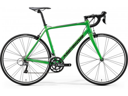 Velosipēds Merida SCULTURA 100 2020 glossy flashy green