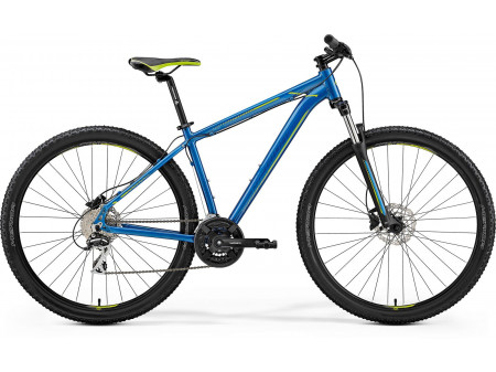 Velosipēds Merida BIG.NINE 20-D 2019 blue