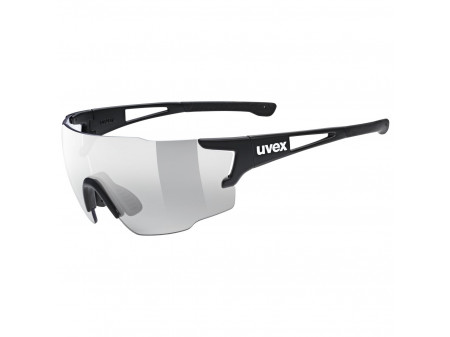 Brilles Uvex Sportstyle 804 variomatic black mat / smoke