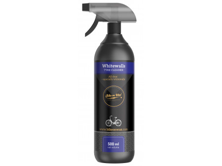 Riepu tīrītājs Bike On Wax WhiteWall tyre 500ml