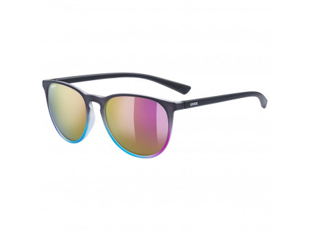Brilles Uvex lgl 43 multicolor / mirror pink