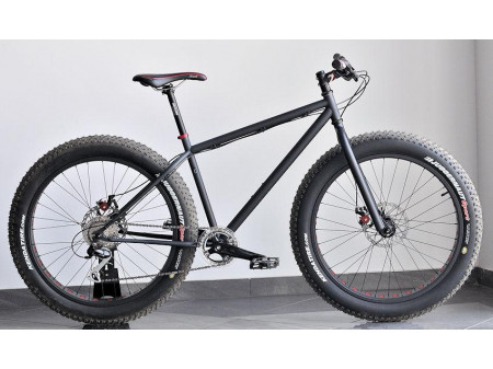 Velosipēds FAT BIKE First 2016