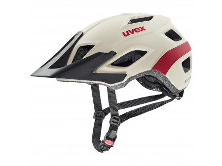 Velo ķivere Uvex Access sand red mat