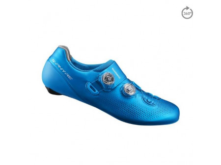 Apavi Shimano SH-RC901 Road blue