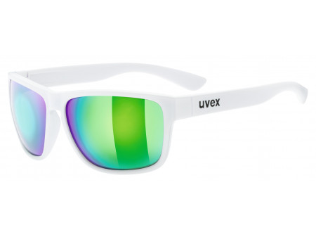 Brilles Uvex lgl 36 colorvision daily white mat
