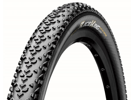 "Riepa 27.5"" Continental Race King RS 55-584 black/tr folding"