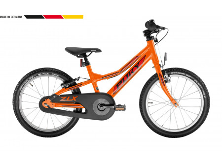 Velosipēds PUKY ZLX 18-1 Alu F racing orange with freewheel