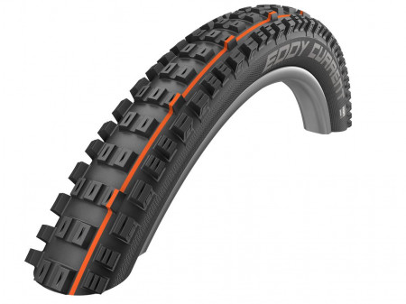 "Riepa 27.5"" Schwalbe Eddy Current Rear HS 497, Evo Fold. 65-584 Grav Addix Soft"