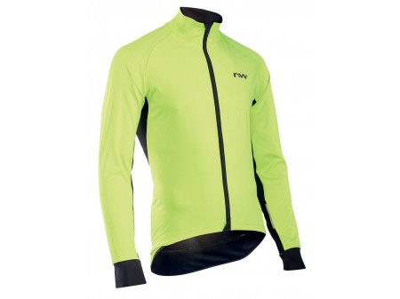 Velo jaka Northwave Extreme H2O Light Selective Protection L/S yellow fluo-black