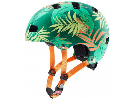 Velo ķivere Uvex Kid 3 cc green orange