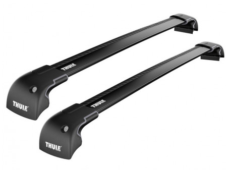 Šķērsstieņi Thule WingBar Edge 959 (Fixpoint / Flush Rail) Set black