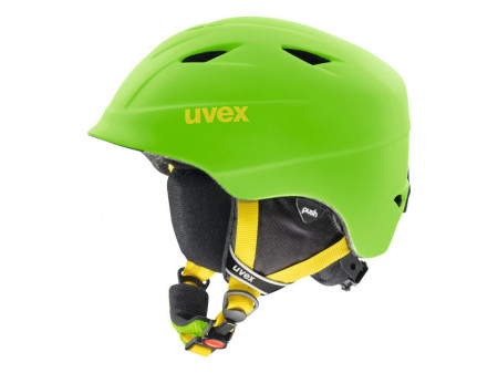 Velo ķivere Uvex Airwing 2 Pro applegreen mat