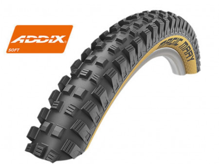 "Riepa 29"" Schwalbe Magic Mary HS 447, Evo Fold. 60-622 Grav Addix Soft Classic-Skin"