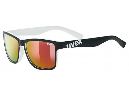 Brilles Uvex lgl 39 black mat white