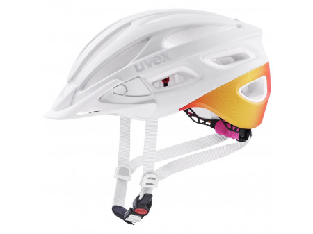 Velo ķivere Uvex True cc white-peach