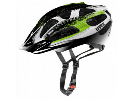 Velo ķivere Uvex Supersonic black green