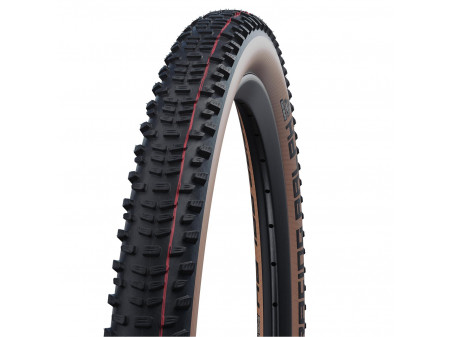 "Riepa 29"" Schwalbe Racing Ralph HS 490, Evo Fold. 60-622 Super Race Addix Speed Transparent-Skin"