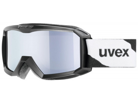 Brilles Uvex Flizz LM black mat