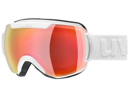 Brilles Uvex Downhill 2000 FM white mat / red