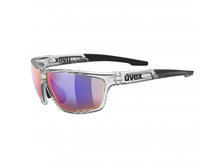 Brilles Uvex Sportstyle 706 CV clear / green