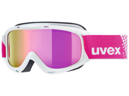 Brilles Uvex Slider FM white