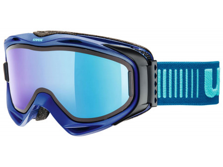 Brilles Uvex G.gl 300 TO navy mat