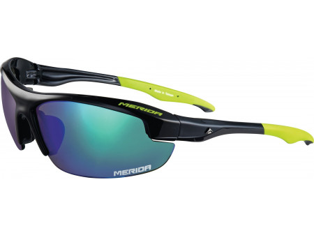 Brilles Merida Sport black/green