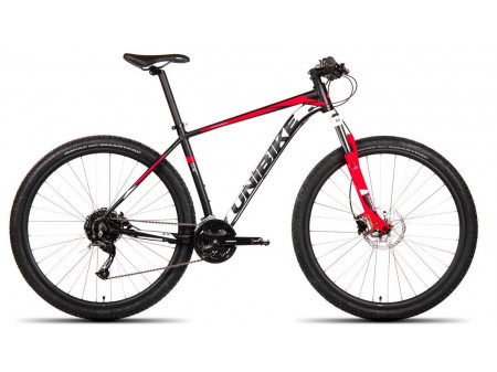 Velosipēds UNIBIKE Shadow 29 2019 black-red
