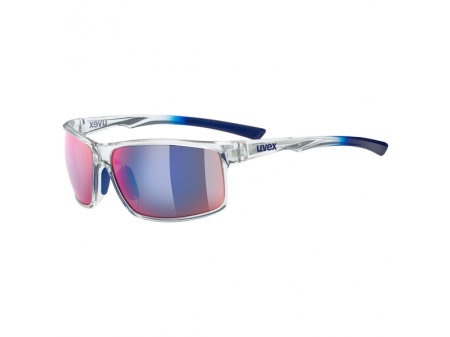 Brilles Uvex lgl 44 colorvision clear blue
