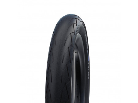 "Riepa 12"" Schwalbe Kid Plus HS 413, Active Wired 47-203 Black"