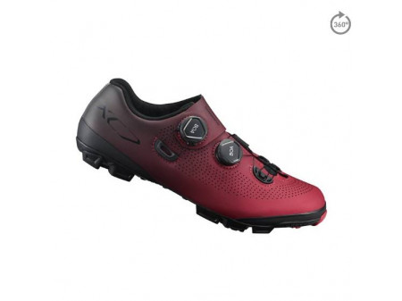 Apavi Shimano SH-XC701 MTB XC-Racing red