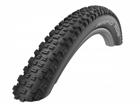 "Riepa 26"" Schwalbe Rapid Rob HS 425, Active Wired 54-559"