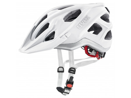Velo ķivere Uvex City light white mat-52-57CM
