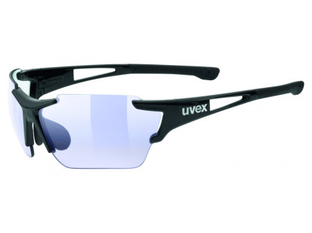 Brilles Uvex Sportstyle 803 Race variomatic black