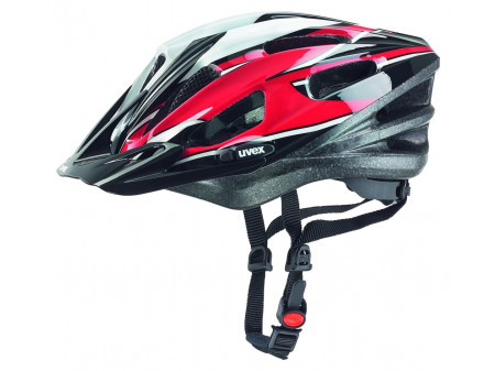 Velo ķivere Uvex Boss Compact red-black-white