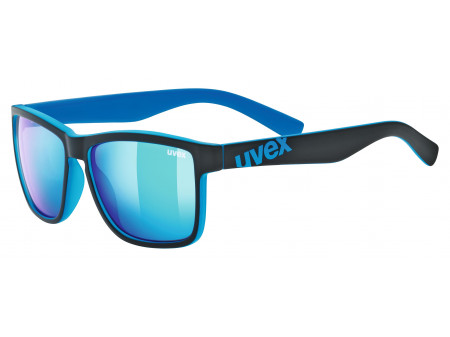 Brilles Uvex lgl 39 black mat blue