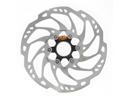 Bremžu disks Shimano SLX SM-RT70L 203MM CL