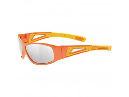 Brilles Uvex Sportstyle 509 orange yellow / litemirror silver